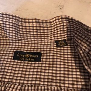 EUC Club Room Dress Shirt
